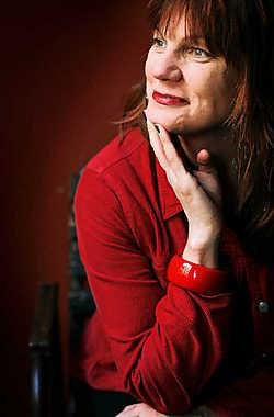 Johanna Spaey: ik hoor nergens bij en dat bevalt me.Wim Kempenaers<br>