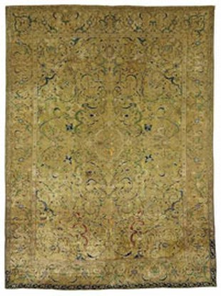 Perzisch tapijt levert 2,66 miljoen euro op