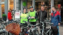 De Fietsersbond voerde een uitgebreid onderzoek naar de fietsstallingen in de gemeente.Marc Aerts<br>