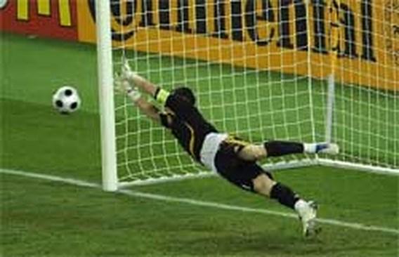 Casillas is de nationale held van Spanje