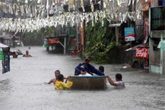 Ramp met veerboot eist wellicht honderden levens in Filipijnen