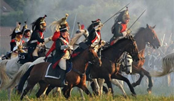 Slag van Waterloo trekt 24.000 toeschouwers