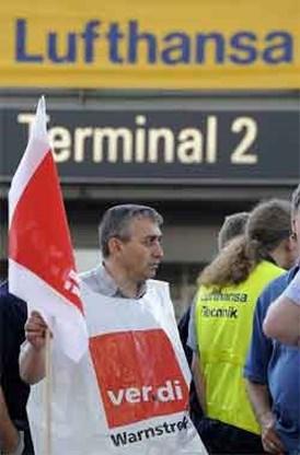 Akkoord in loonconflict bij Lufthansa