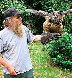 Frank Thiels: 'De kans dat ik de vogels nog terugzie is klein.' <br>Louis Verbraeken