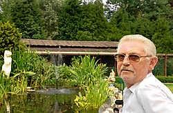 Gaston De Donder: 'Vooral de haan was imposant, met een hoogte van een meter en sporen van tien centimeter lang.' Paul De Malsche