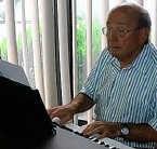Componist Jos Mertens is vereerd met de opdracht. ingezonden <br>
