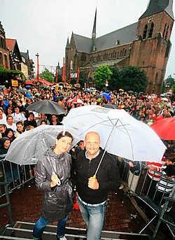 Alle hulp is nog meer dan welkom voor de Mexicaanse fiesta in Neerpelt.<br> Mine Dalemans