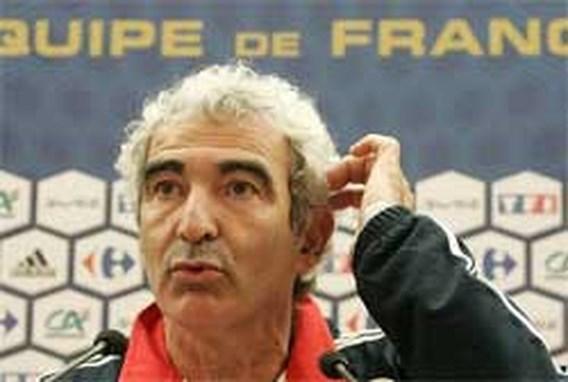 Domenech blijft Franse bondscoach
