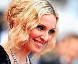 Madonna: ze had een generaal met vijf sterren kunnen zijn.photo news<br>