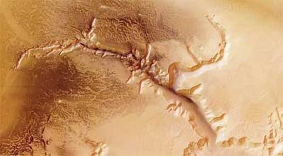 Nieuwe aanwijzingen voor water op Mars