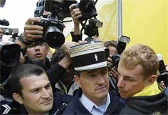 Riccardo Riccò ontkent epogebruik