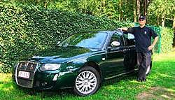De Rover van Eric Druyts kreeg nu al zijn tweede schoonheidsprijs. Paul De Malsche<br>
