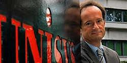 Bart Steukers van Unisys: 'Dat de buitenlanders hier blijven investeren, geeft aan dat het vertrouwen in Brussel niet afneemt.'Herman Ricour