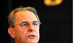Jacques Rogge: 'De UCI levert goed werk. Ze is de enige sportfederatie die permanent bloedonderzoek op lange termijn uitvoert.'afp<br>