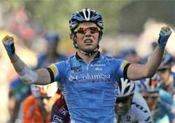 Cavendish sprint naar vierde ritzege