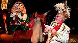 Volgens Jackie Moonen heeft de stad te weinig gedaan om het carnaval te redden. Wim Daneels