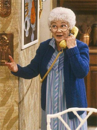 'Golden Girl' Estelle Getty overleden