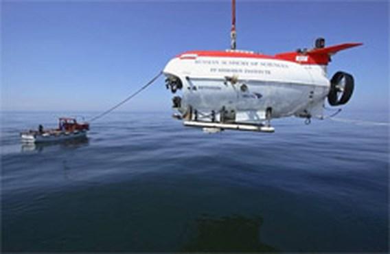 Duikboten bereiken voor het eerst bodem Baikalmeer
