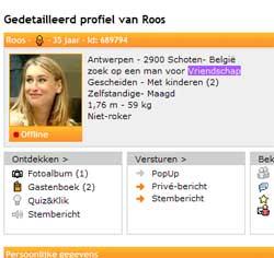 Belgie dating site etnische dating quiz
