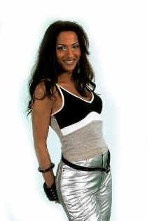Transseksueel Dana International werd bekend toen ze het Eurovisiesongfestival won voor Israel in 1998.