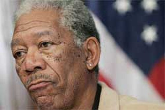 Morgan Freeman zal snel herstellen van auto-ongeval