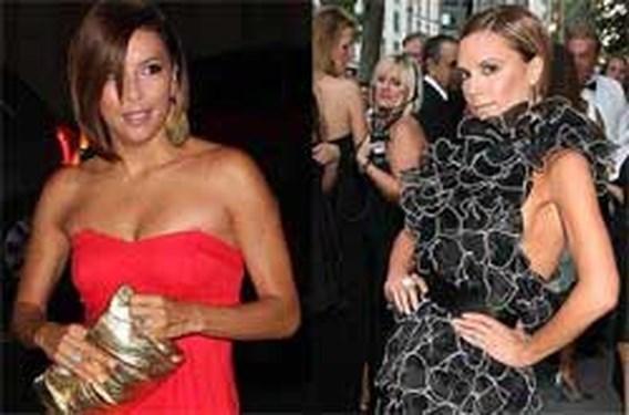 Victoria Beckham en Eva Longoria willen samen zaken doen
