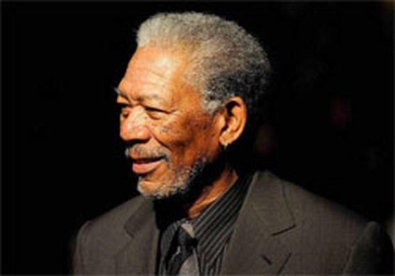 Morgan Freeman wordt stem van journaal