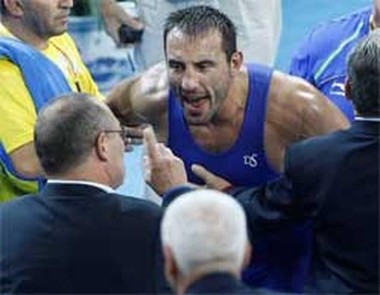 OS Worstelen: Zweed Abrahamian weigert brons