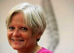 Christine Van Broeckhoven: 'Federale verkiezingen in juni 2009.'pn<br>