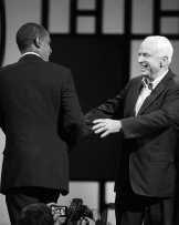 Barack Obama en John McCain. ap<br>