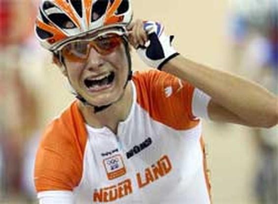 Marianne Vos wint goud op de puntenkoers