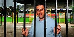 Het stadionverbod van Fadi Glor liep zondag (een dag na de eerste match van Zulte Waregem) ten einde.Guy Puttemans