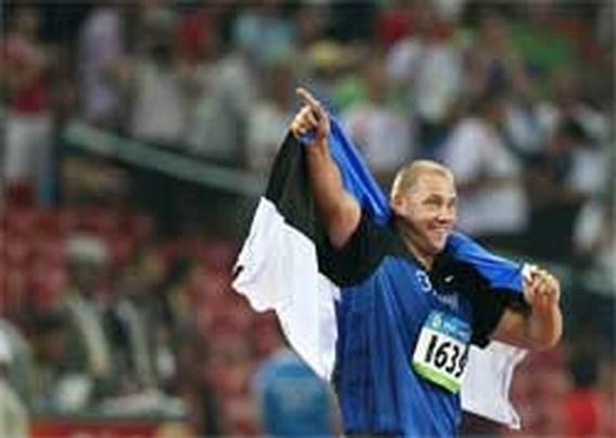 OS Atletiek: Wereldkampioen Kanter wint goud