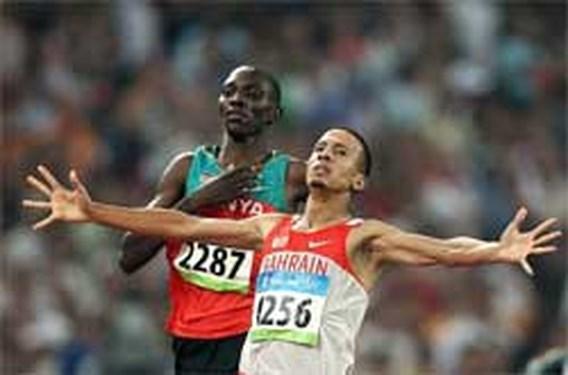 OS Atletiek: Rashid Ramzi wint goud op 1.500 meter