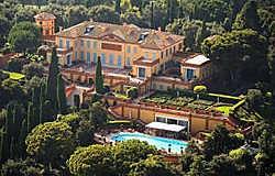 Wie heeft een half miljard euro veil voor deze villa aan de Côte d'Azur?pn<br>