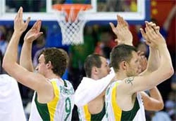 OS Basketbal: Spanje-Litouwen eerste halve finale