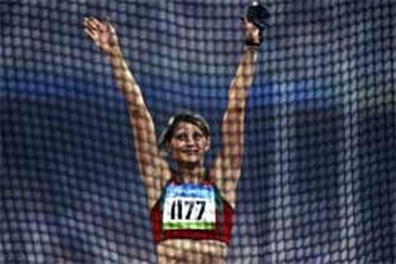 OS Atletiek: Wit-Russin wint hamerslingeren