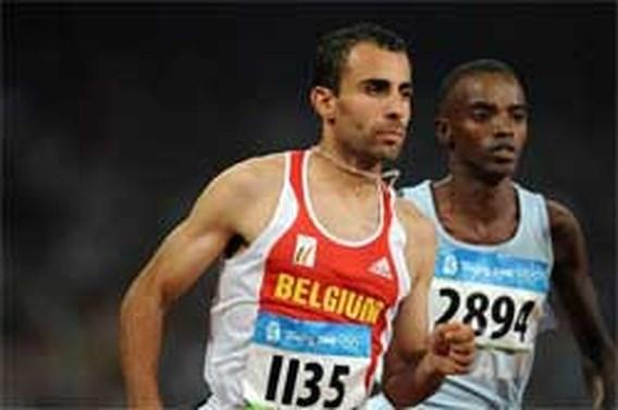 OS Atletiek: Geen finale voor Monder Rizki
