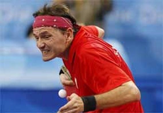 OS Tafeltennis: Zesde Spelen van Jean-Michel Saive zitten er al op
