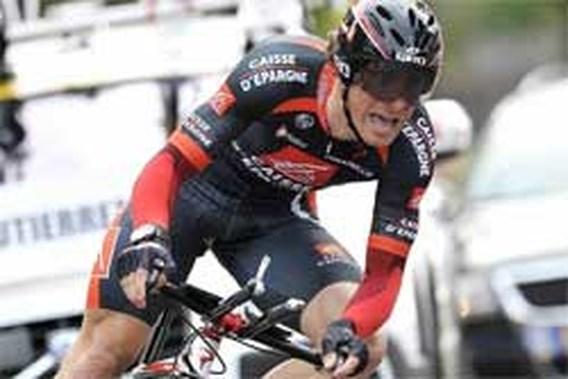 José Ivan Gutierrez wint proloog Eneco Tour
