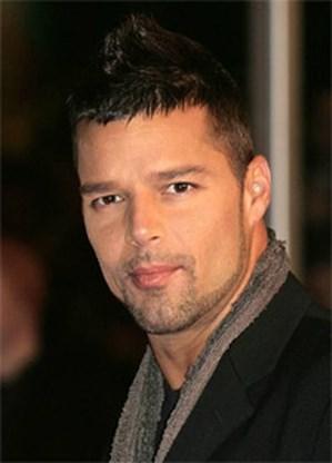 Ricky Martin is vader van tweeling