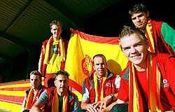 Supportersclub Geel-Rood toont wat clubliefde echt betekent. Stijn Hermans<br>