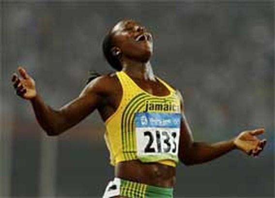 OS Atletiek: Vier op vier voor Jamaica
