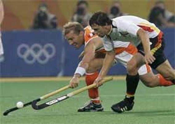 OS Hockey: Duitsland houdt Nederland uit finale