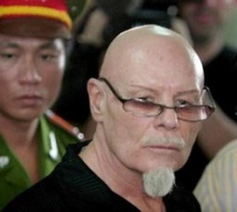 Gary Glitter terug in Thailand