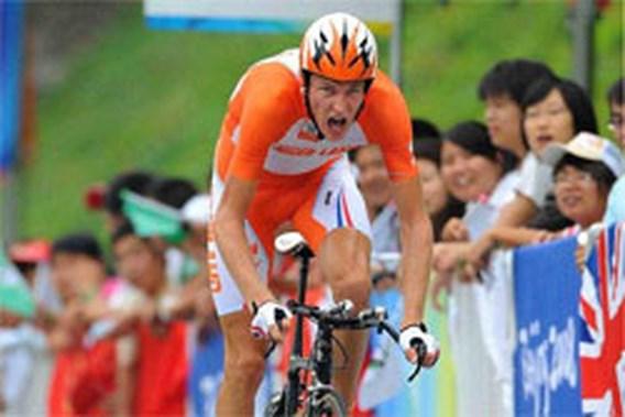 Jonge Robert Gesink is de kopman van Rabobank in Vuelta