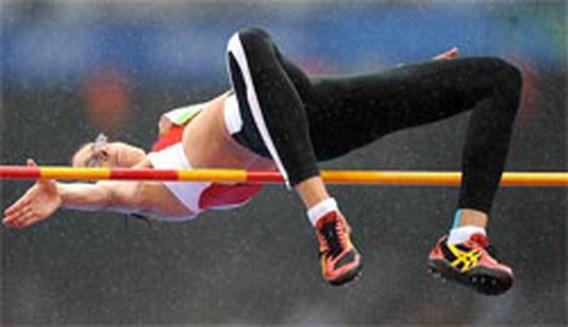 OS Atletiek: Hellebaut nu toch van start ondanks hondenweer