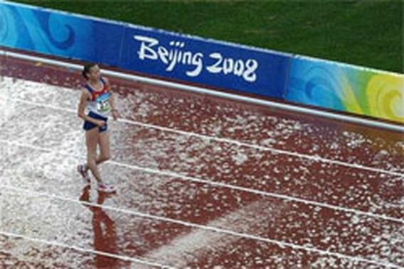 OS Snelwandelen: goud voor wereldkampioene Kaniskina