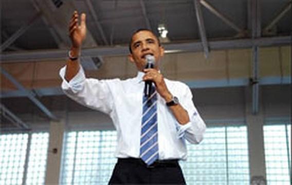 Halfbroer Obama woont in sloppenwijk