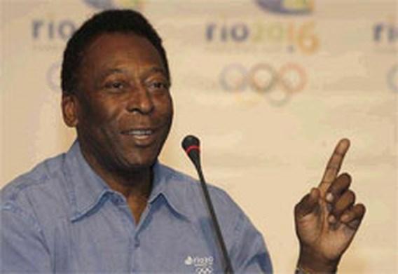 OS Voetbal: Pelé:' Argentinië beter voorbereid op halve finale.'